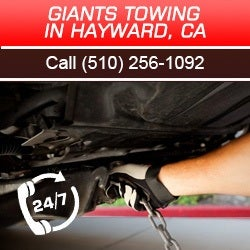 Towing services in Hayward, CA