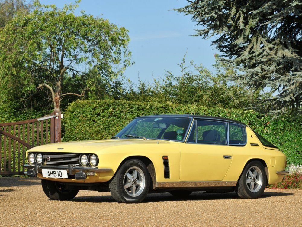 jensen interceptor 1