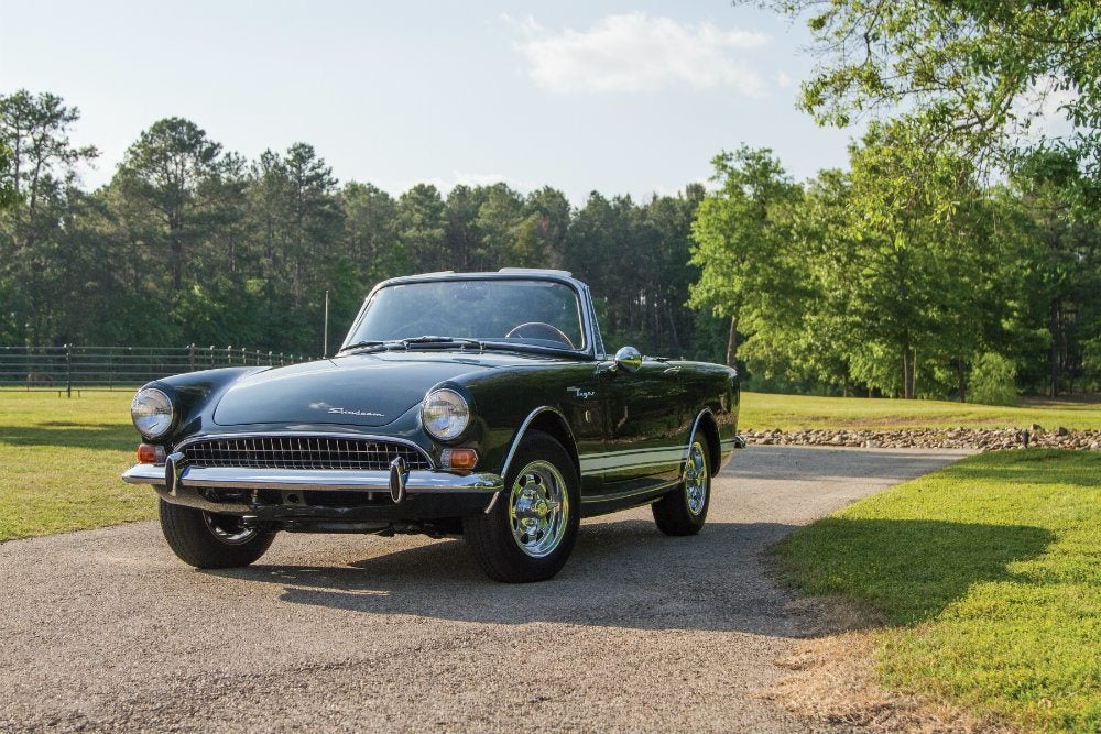 sunbeam tiger 2