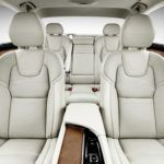 170132 Interior All Seats Volvo S90