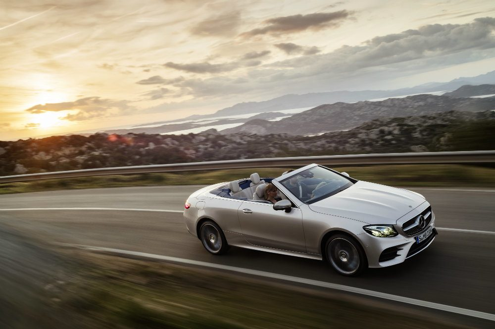 2018 Mercedes-Benz E-Class Cabriolet: The Comfortable Convertible
