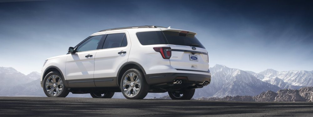 2018 Ford Explorer: Blue Oval's Anchor For Promising SUV Projections?