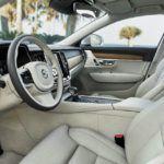 191744 New Volvo S90 V90 interior