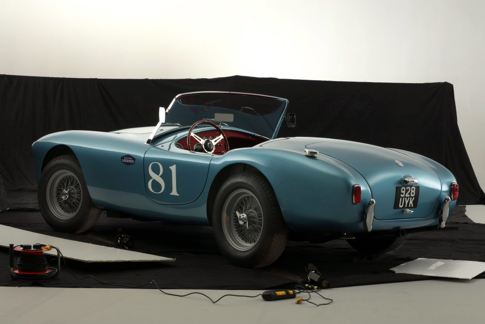 Automoblog Book Garage: The Art of the Classic Sports Car 15