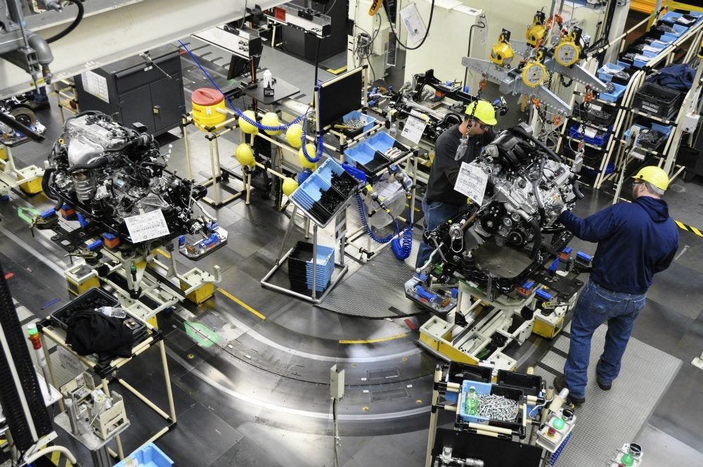 Toyota Announces 1 33 Billion For Kentucky Plant