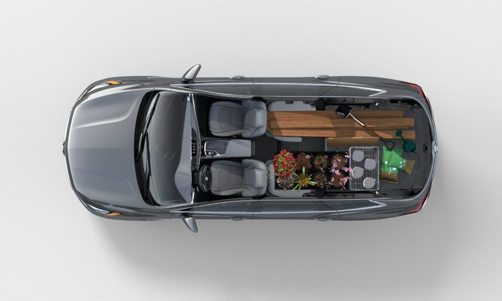 Third Row Seating >> 2018 Buick Enclave: Product & Performance Overview