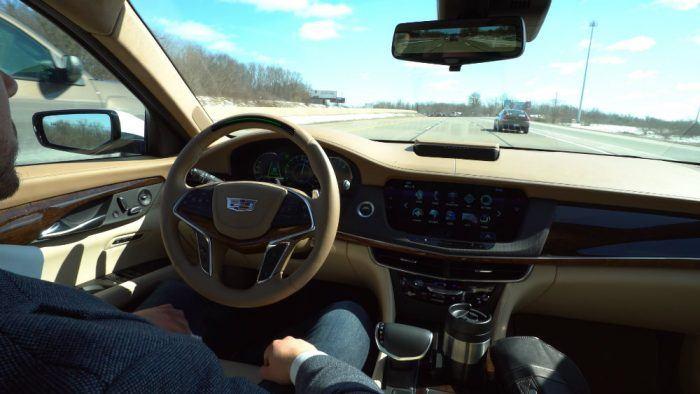 People Still Love Driving Despite Onset of Autonomous Tech 18