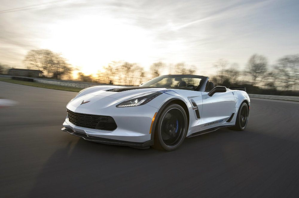 2018 Chevy Corvette Carbon 65 Edition: More Than Just Trim