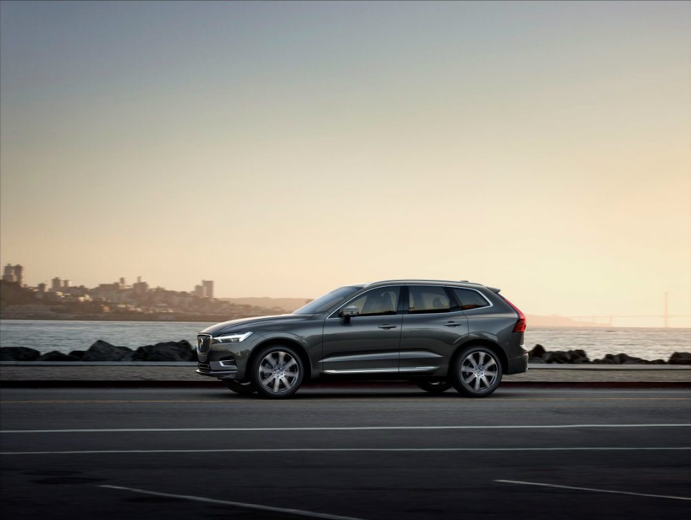 205067 The new Volvo XC60