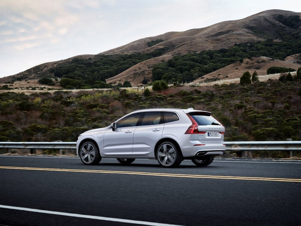 2018 Volvo XC60 Production Underway