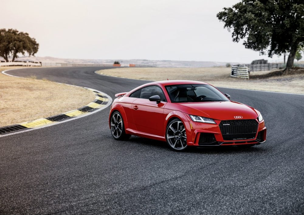 Audi Announces Full 2018 Lineup Chart Included