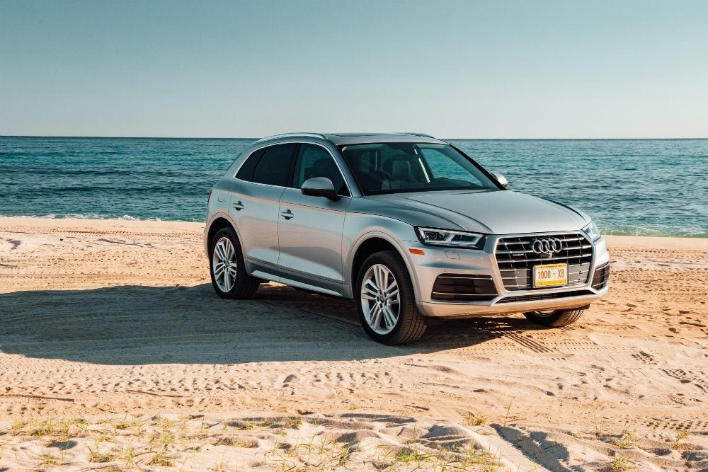 2018 audi q5 an suv with advanced tech great gas mileage. Black Bedroom Furniture Sets. Home Design Ideas
