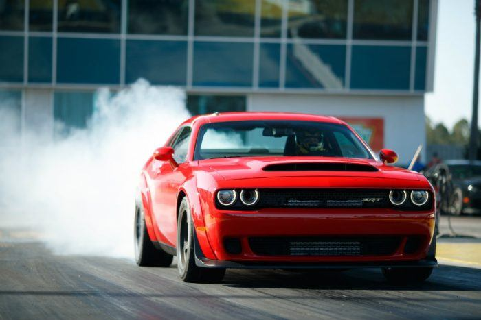 2018 Dodge Challenger SRT Demon: All About The Engine 1