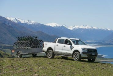 Ford Ranger outdoor