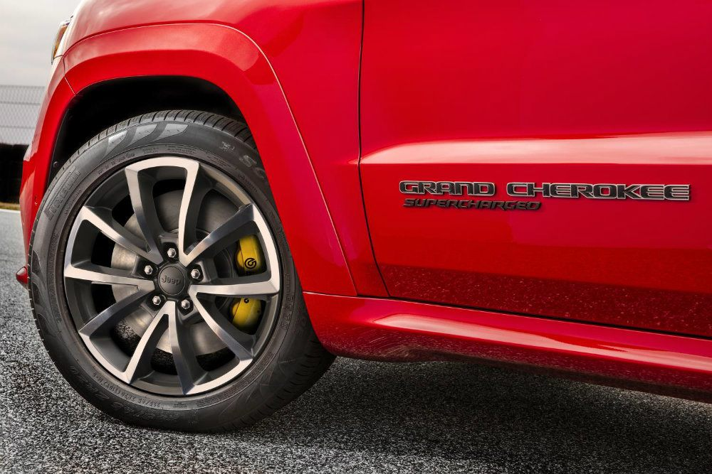 Inside The Brembo Brakes On The Jeep Grand Cherokee Trackhawk & Dodge Challenger SRT Demon