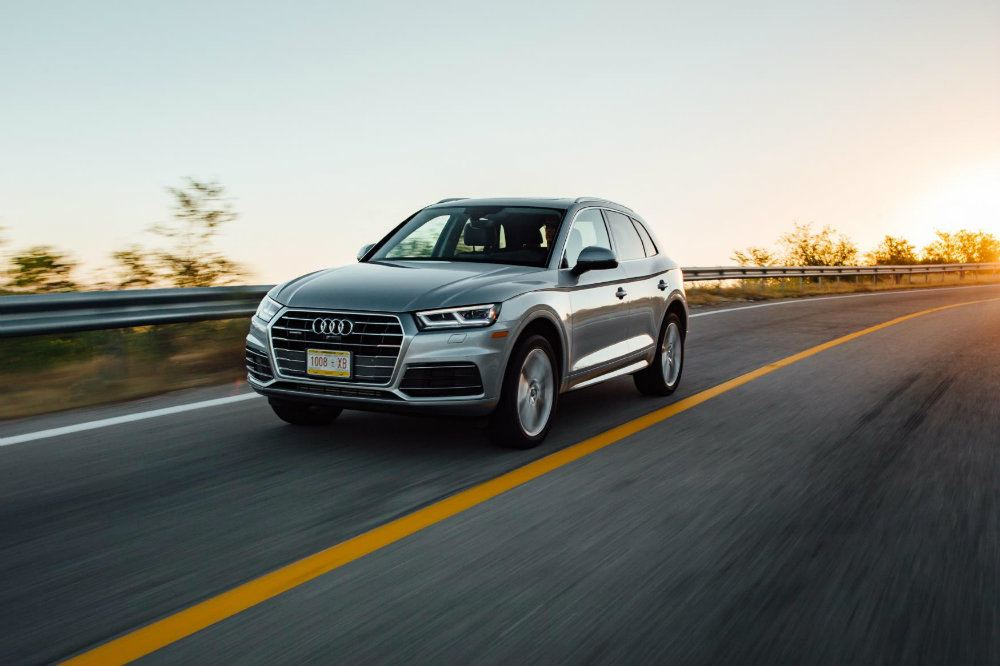 2018 Audi Q5: An SUV With Advanced Tech, Great Gas Mileage