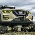 Nissan Rogue Trail Warrior Project 10