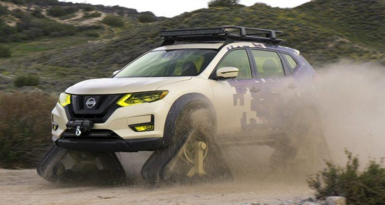 Nissan Rogue Trail Warrior Project 13 750x400 - Nissan Rogue Trail Warrior Project: Oh. My. Word.