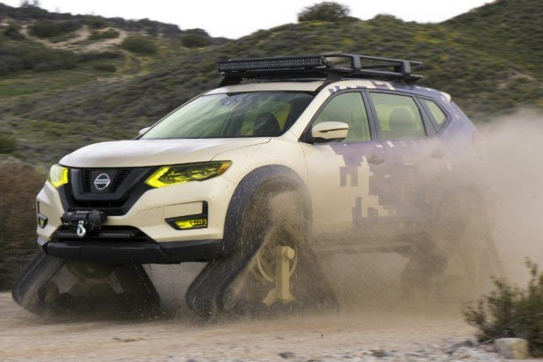 Nissan Rogue Trail Warrior Project 13