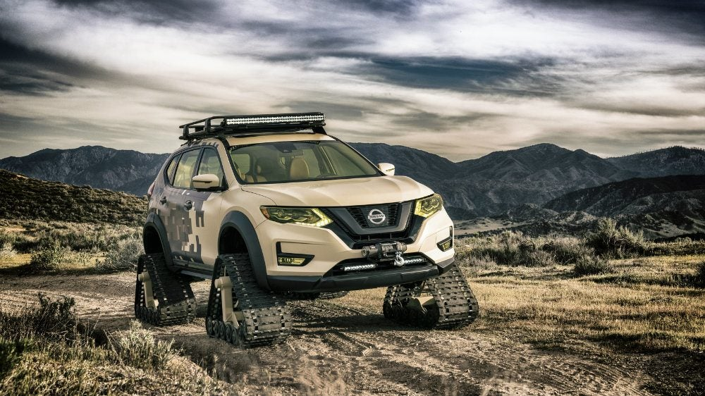 Nissan Rogue Trail Warrior Project 3 - Nissan Rogue Trail Warrior Project: Oh. My. Word.