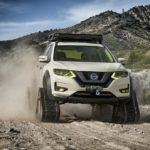 Nissan Rogue Trail Warrior Project 4