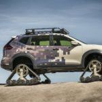 Nissan Rogue Trail Warrior Project 7