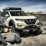 Nissan Rogue Trail Warrior Project 8
