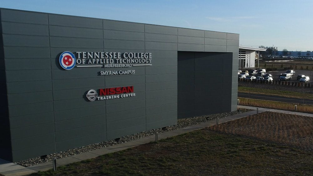 Nissan Tennessee College of Applied Technology 03