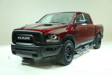Ram Unveils New Rebel & Limited Options In Houston 22