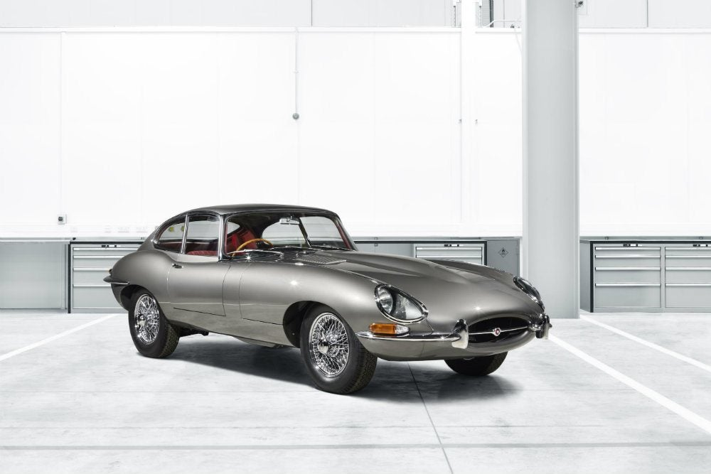 Jaguar Classic Launches E-Type Reborn Models In Germany 18