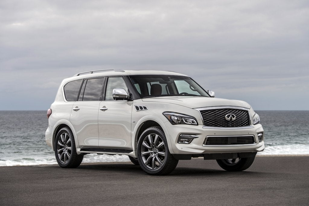 Infiniti Announces Pricing For 2017 QX80 Signature Edition, 2018 QX30