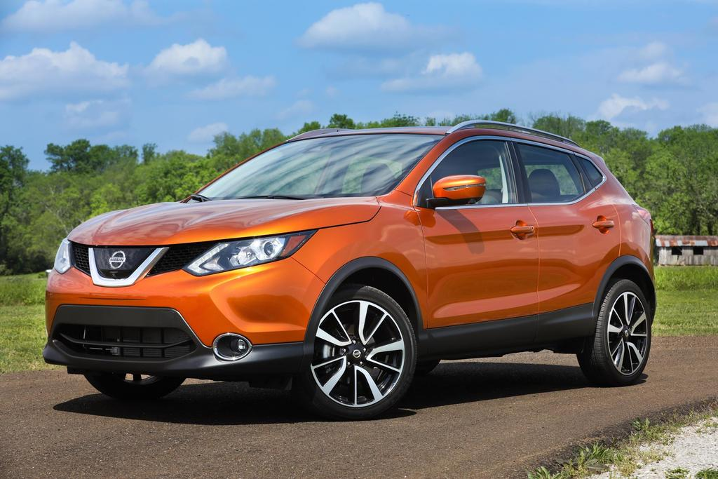 2017 nissan rogue sport priced right for buyers on the go. Black Bedroom Furniture Sets. Home Design Ideas