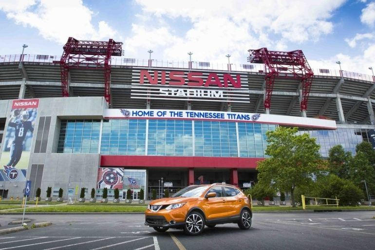 2017 RogueSport NissanStadium 1