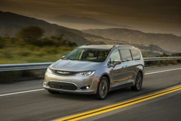 2017 Chrysler Pacifica Gets New Touring Plus Trim 22