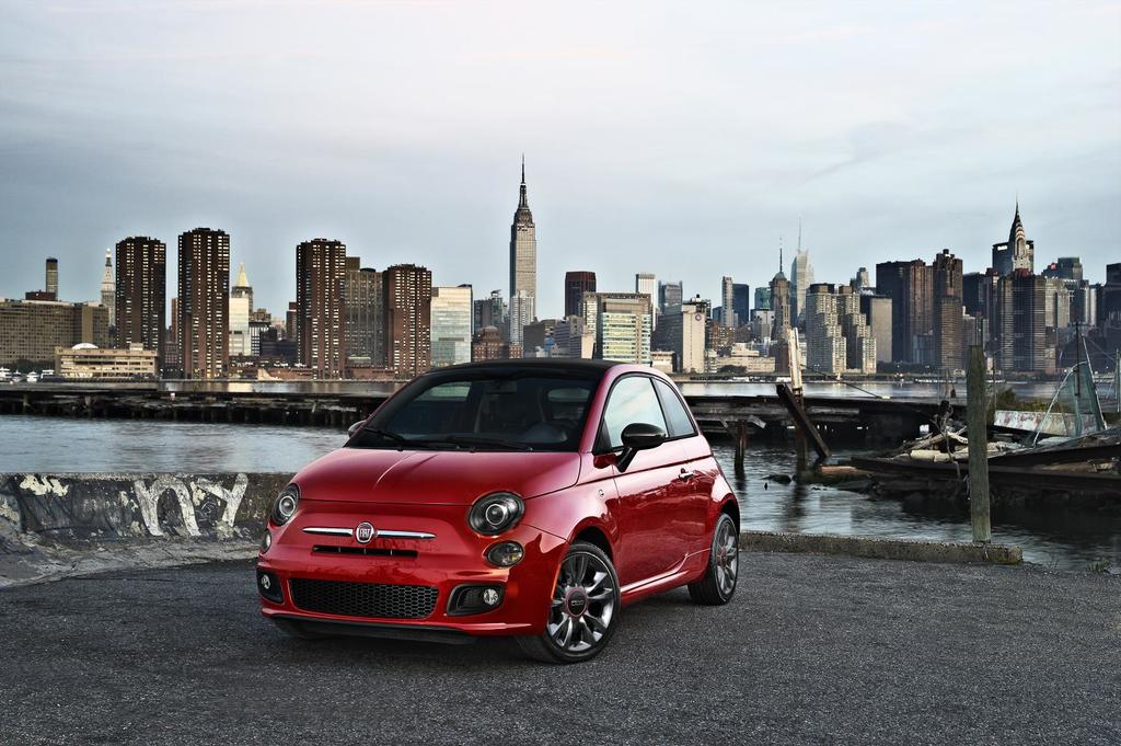 2017 Fiat 500 Arriving With Fun New Appearance Packages