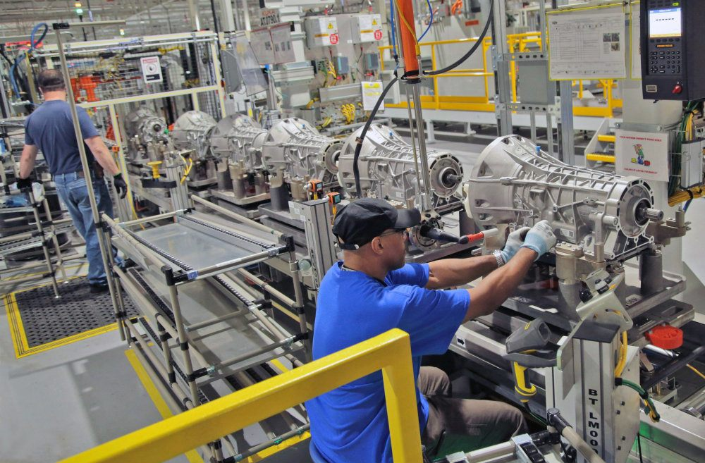 Ford Invests $350 Million For Powertrain Technology, Job Creation