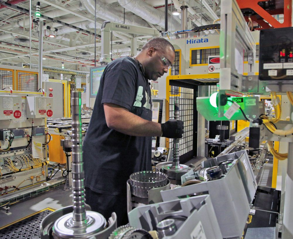 Ford Invests 350 Million For Powertrain Technology Job Creation