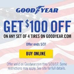 Goodyear Promo