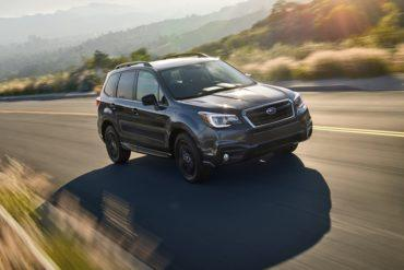 MY18Forester Black Ed cropped