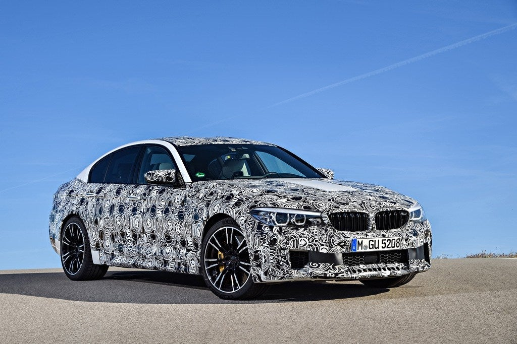P90257489 highRes the new bmw m5 with  tn