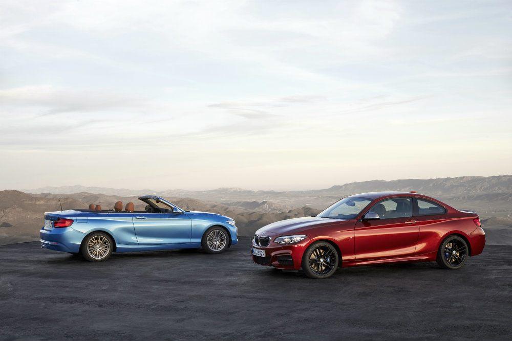 2018 BMW 2 Series: 3's A Crowd