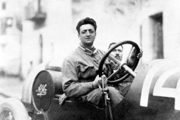 The Enzo Ferrari Years With Alfa Romeo 20