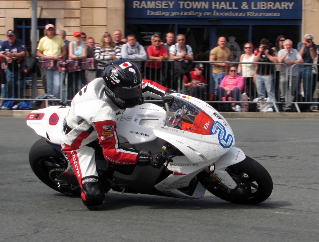 2013 Isle of Man TT 12