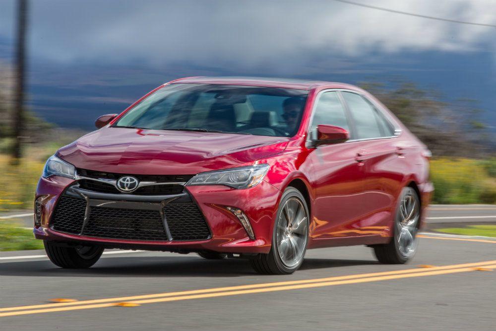 2015 Toyota Camry XSE 007