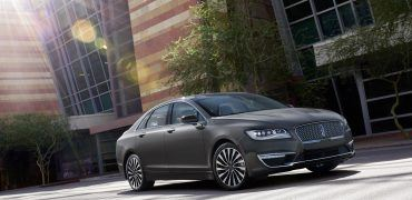 2017 Lincoln MKZ 02 HR 370x180 - Is Lincoln The Watered Down Cadillac?