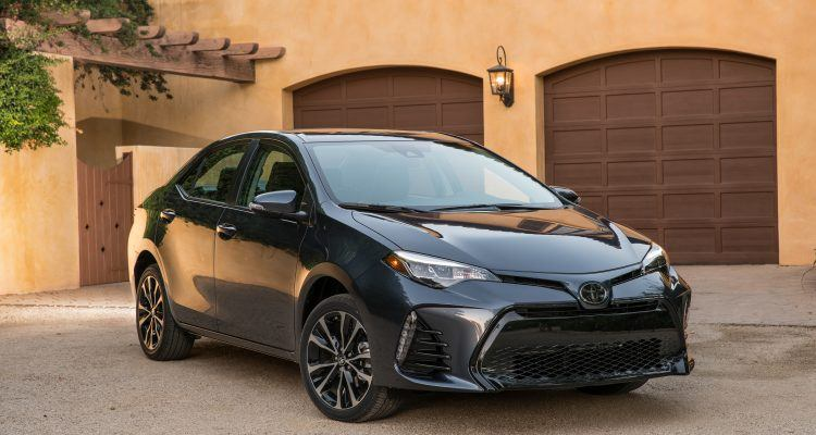 2018 toyota corolla xse review