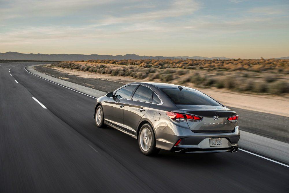 2018 Hyundai Sonata: A Few Tweaks, Nips & Tucks