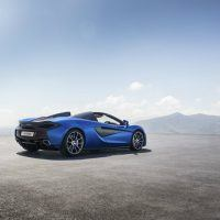 2018 mclaren 570s spider a convertible but not really. Black Bedroom Furniture Sets. Home Design Ideas