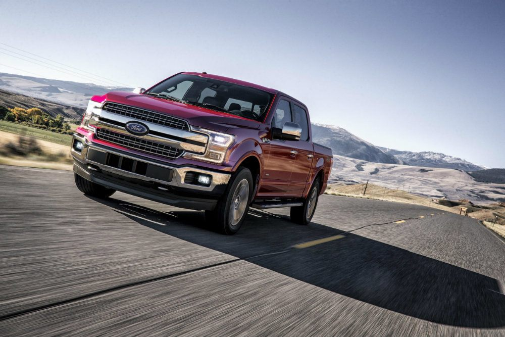 Ford Says 2018 F-150 Has Segment-Leading Attributes, Advanced Powertrains