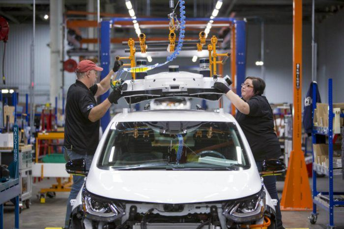 GM BoltEV AV Orion Assembly23 4